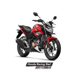 CB 150 RACING RED SE