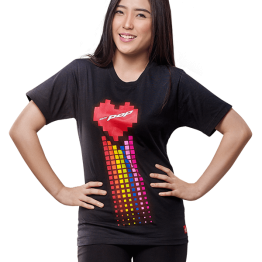 KAOS COOL PIXEL BLACK