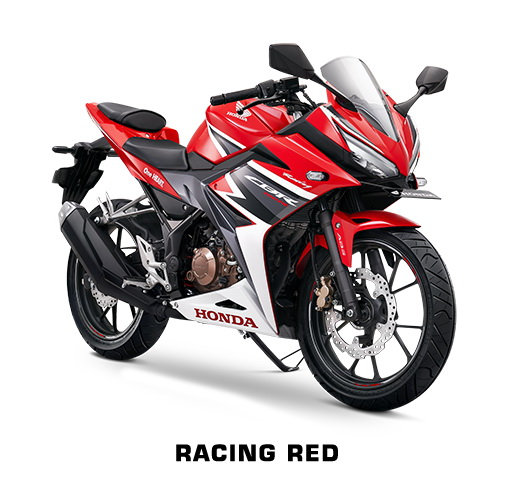 New CBR 150 R Racing Red (ABS)