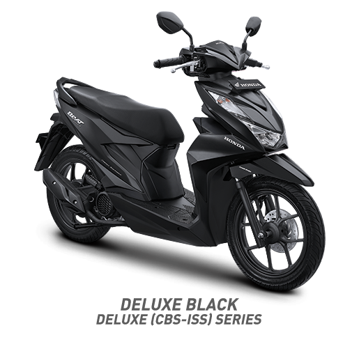 All New Beat Sporty Deluxe Cbs Iss